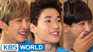 Happy Together - Combi Special with Henry, Jinyoung & Baro(B1A4), Cultwo & more! (2014.08.14)