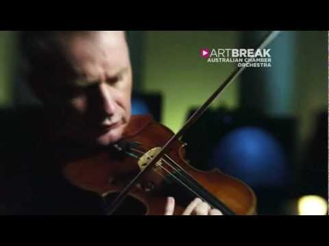 STVDIO ArtBreak: ACO Instruments & Richard Tognetti's 1743 Violin