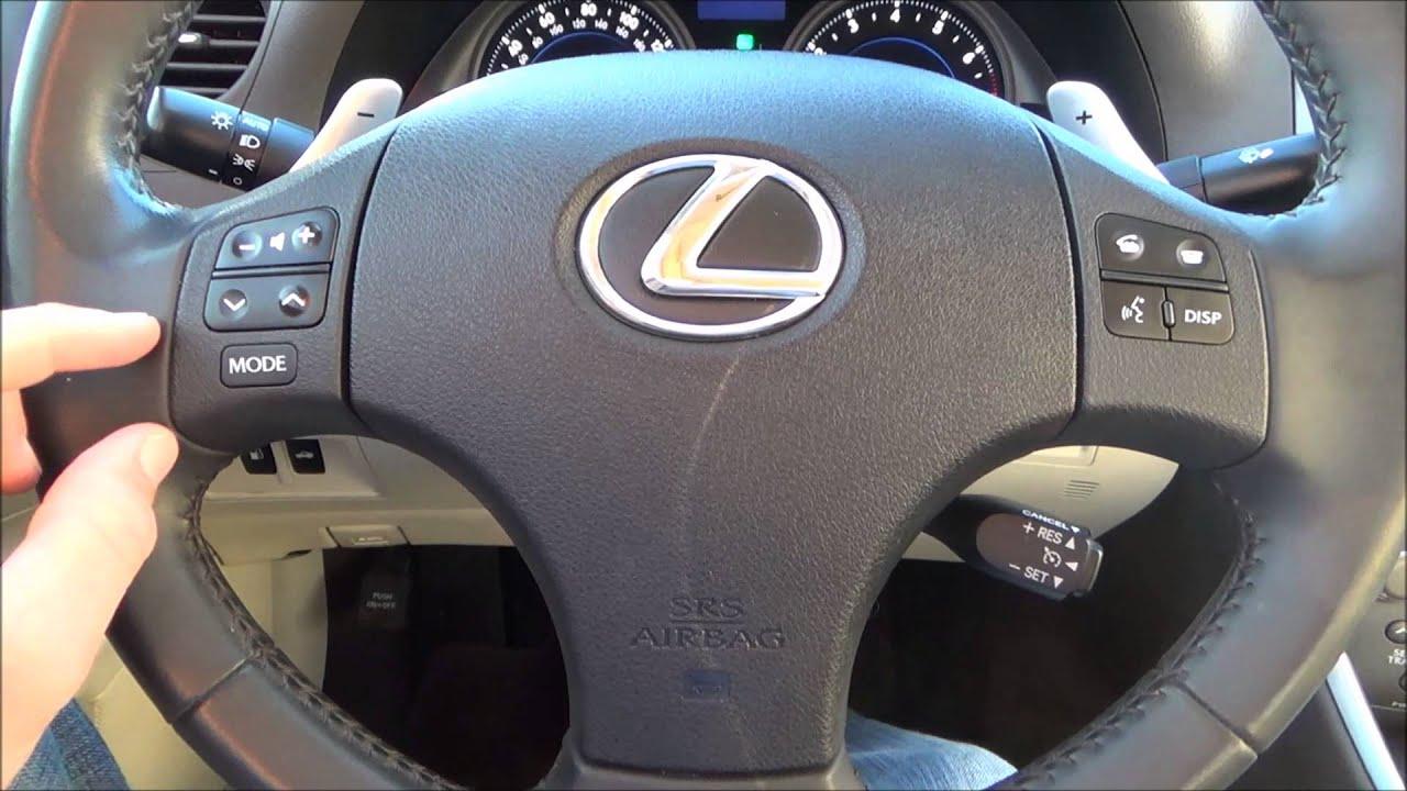 2010 Lexus IS 250 6 Speed Sequential EPIC AUTO SALES