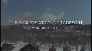 The Chalets at Country Resort - St Moritz, Niseko