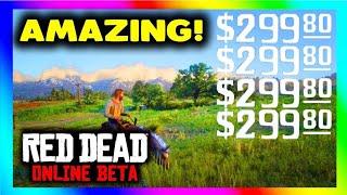 Red Dead Redemption 2 Online MONEY GLITCH/EXPLOIT - VERY EASY MONEY In Red Dead Online (RDR2 Online)