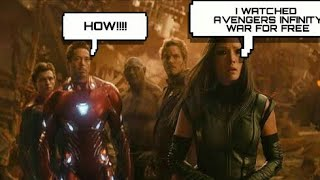 how to watch Avengers infinity war full movie online for free