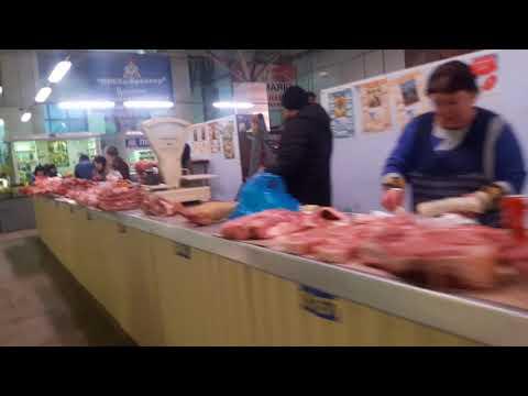 рынок в Лисках