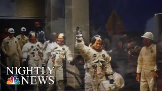 Son Of Neil Armstrong Shares Parts Of Dad's Life Never Seen Before | NBC Nightly News