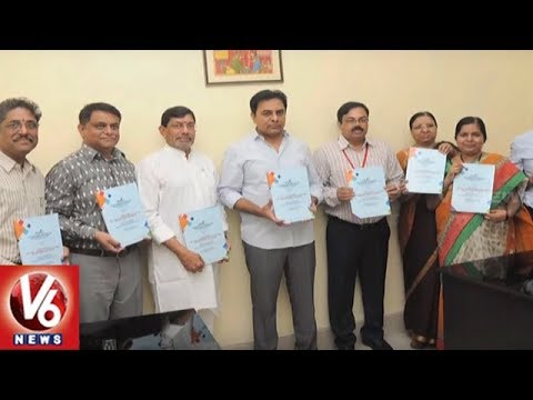 HMDA To E-Auction Of Plots In Various Layouts In Hyderabad | V6 News