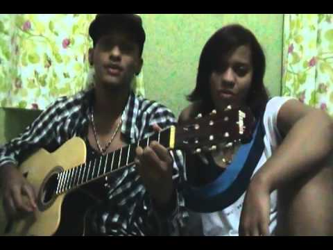Mulher (Projota) -  Alan e Leticia (cover) Travel Video