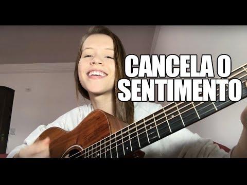 Cancela o Sentimento - Marcos e Belutti - feat. Marília Mendonça (Thayná Bitencourt - cover)