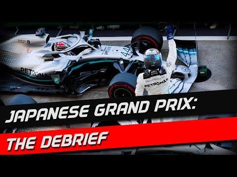 The Debrief: Japan