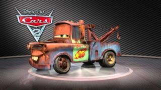 Cars 2: Turntable