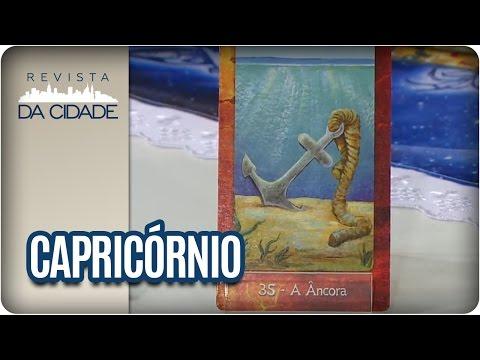 Previsão de Capricórnio 29/01 à 05/02 | Horóscopo - Revista da Cidade (30/01/17)