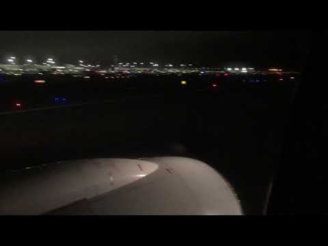United Airlines Boeing 737-800W Takeoff From SFO To ATL