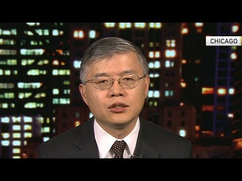Dali Yang of Univ. of Chicago on China's National Day