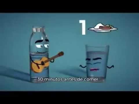 Музыкальная пауза (La canción del agua)