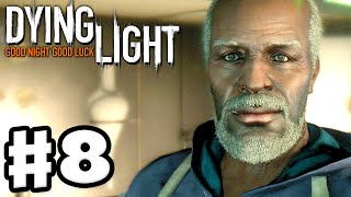 Dying Light - Gameplay Walkthrough Part 8 - Bolter Tissue Sample (PC, Xbox One, PS4)