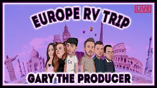 EU RV Trip | $3 TTS and Media