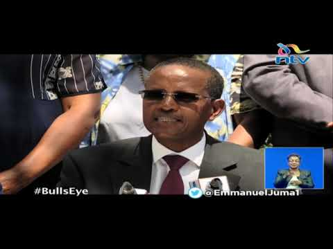 Bullseye: Kenyan politicians and their love for eating