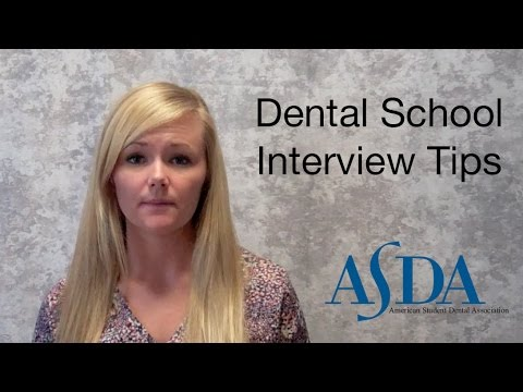 2019] Complete Guide to Dental School Interviews
