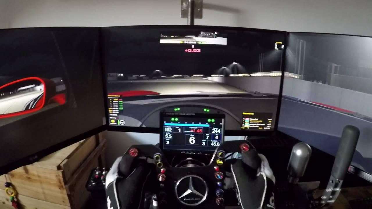 osw iracing amg gt3 alfred99 diy steering wheel sebring night rh youtube com