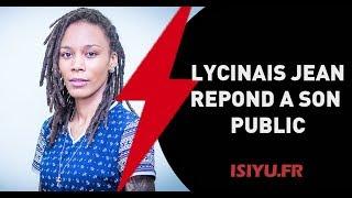 Lycinais Jean répond aux commentaires - FACE2FACE S1E01