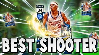BEST SHOOTER IN NBA 2K17 MyTEAM!! | GREEN RELEASE ALMOST EVERY TIME!!