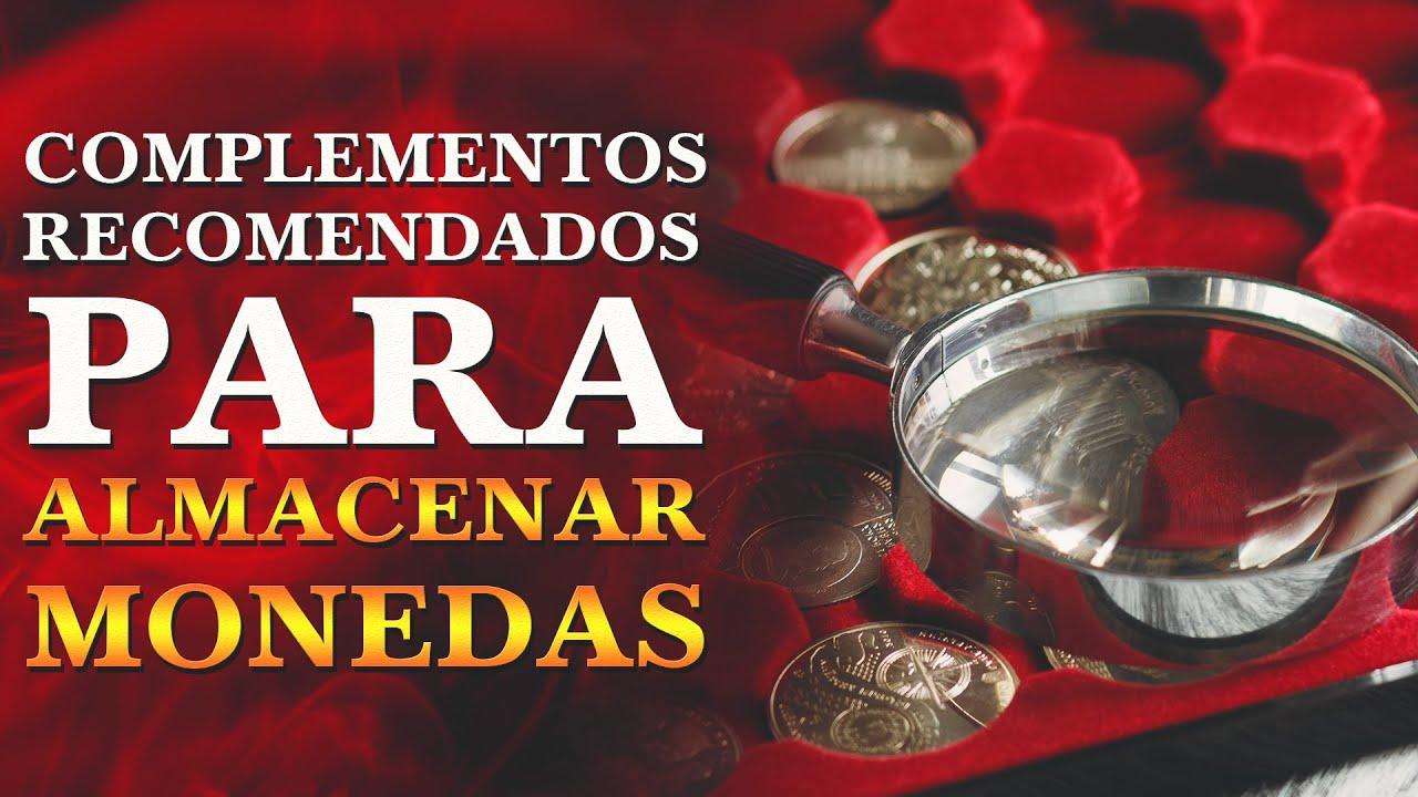 COMPLEMENTOS RECOMENDADOS PARA INVERSORES EN MONEDAS DE ORO & PLATA