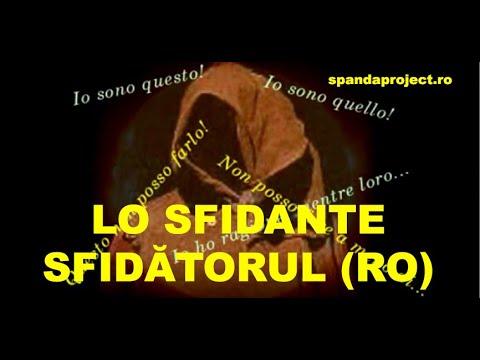 LO SFIDANTE (Sfidătorul), integral - subtitrat în română