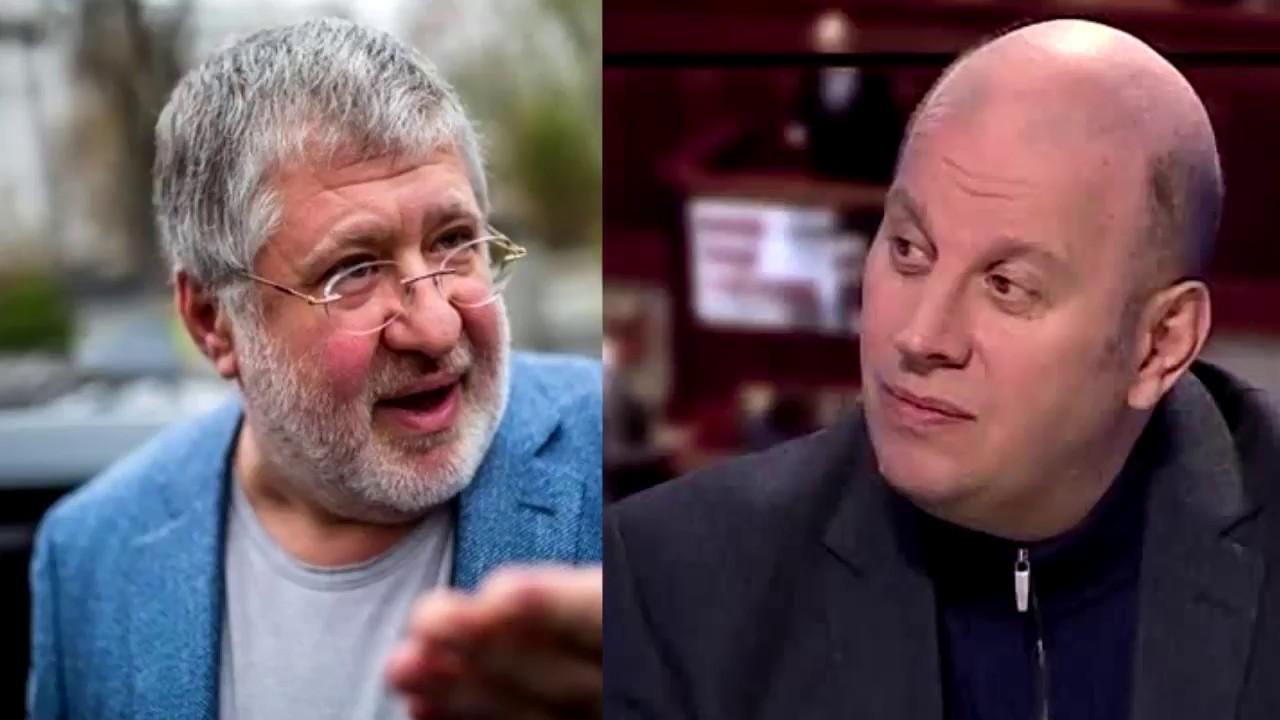Коломойский и Бродский про Пинчука, Ахметова, Гриценко и