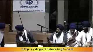Dr.Gurinder Singh Ji Batala Wale - Classical Gurbani Keertan, Canada 9th Nov