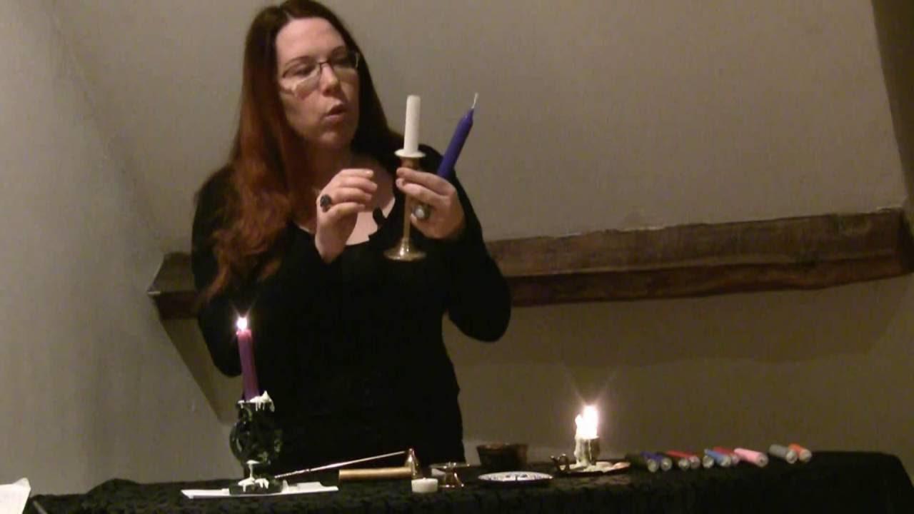 magie bougies origine et utilisation