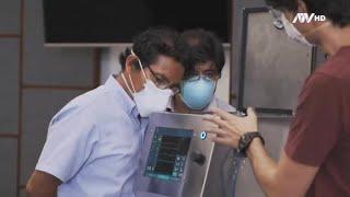 Conoce el proyecto del respirador mecánico hecho en Perú