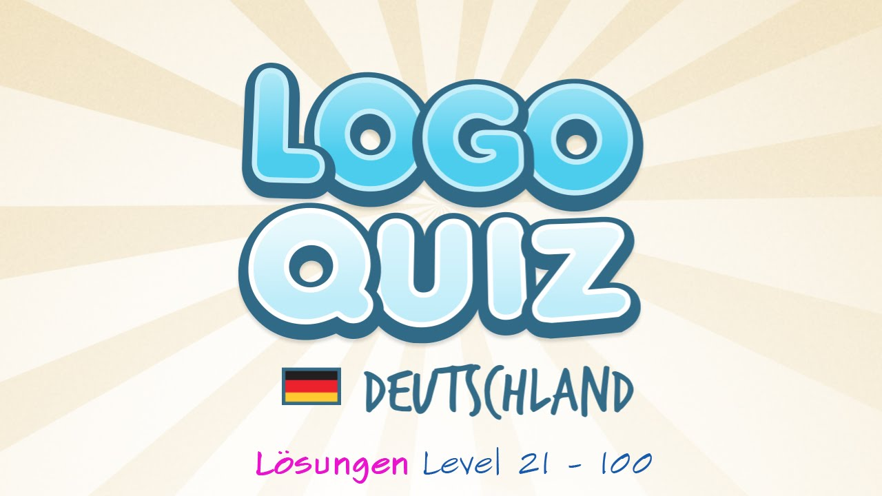 logo quiz deutsche marken l sungen level 21 100 youtube. Black Bedroom Furniture Sets. Home Design Ideas
