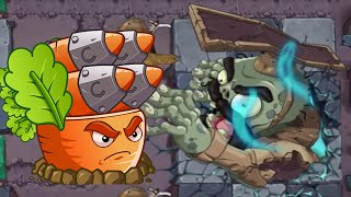 Plants Vs Zombies 2 Online: New FINAL BOSS New World Qin Shi Huang Mausoleum
