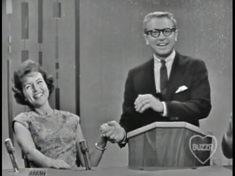 Password 1963  Betty White & Jack Parr