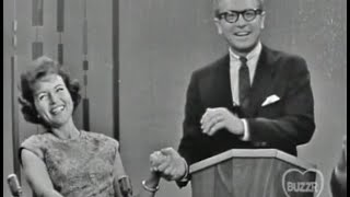 Password 1963 - Betty White & Jack Parr