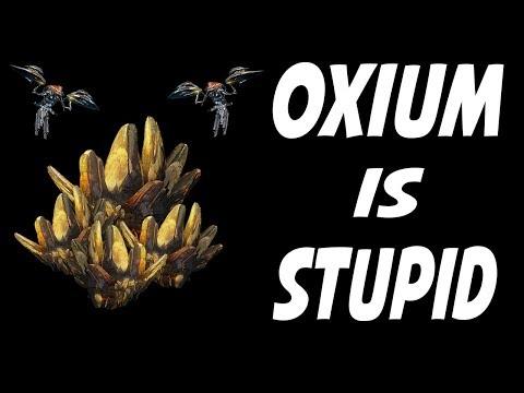 Warframe | Oxium Is Stupid [mini rant]