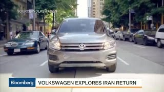 Automakers Are Eager to Go Back to Iran
