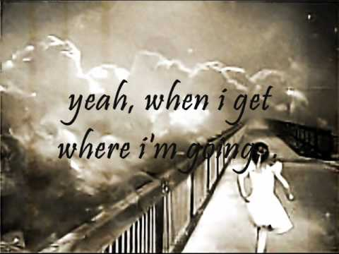 When I Get Where I'm Going by Brad Paisley and Dolly Parton lyric video