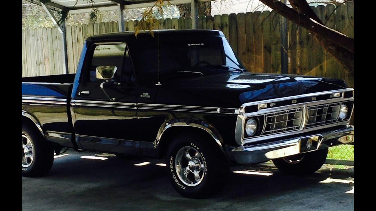 Ford F100 1977 5 8 351 M V8 Engine Part 2 Youtube