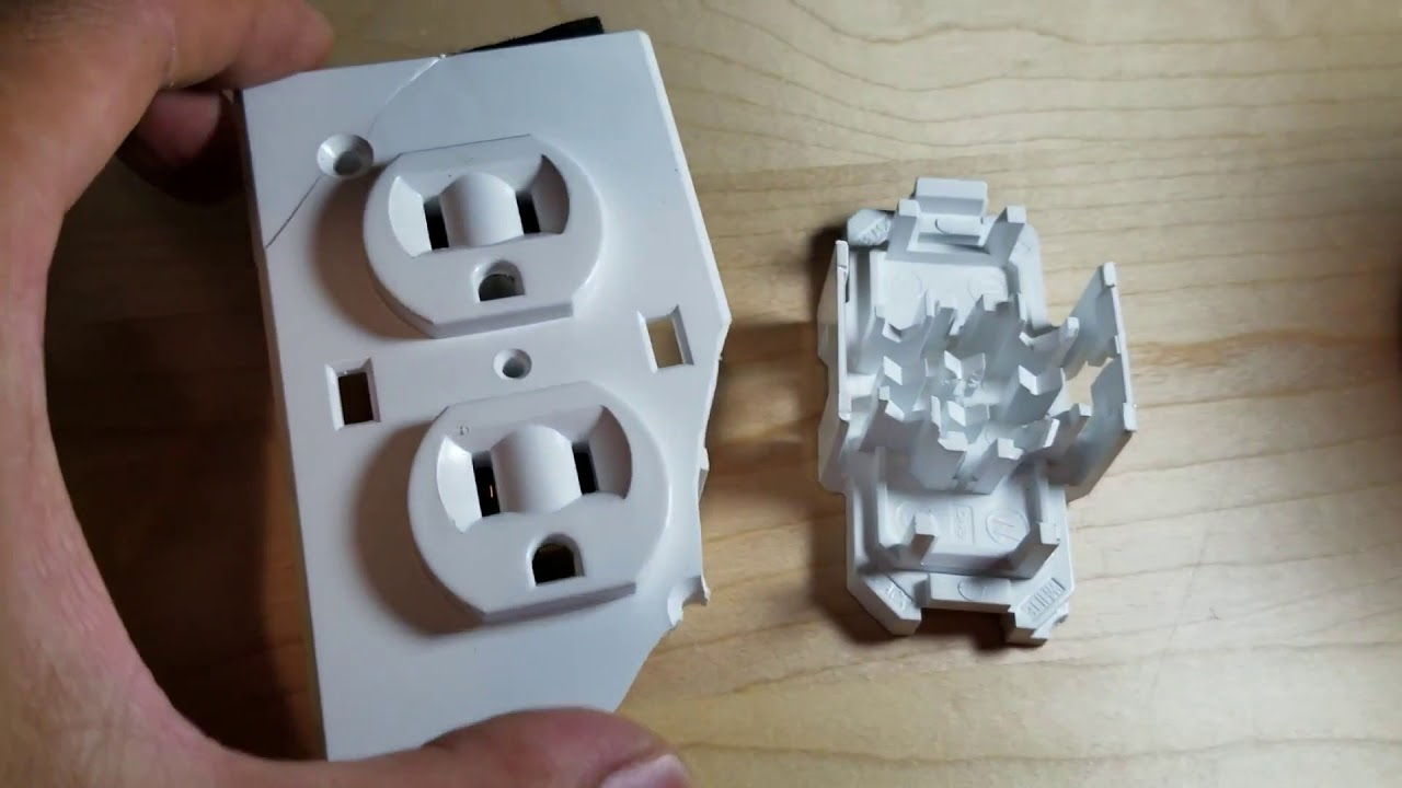 Rv Electrical Outlet >> Rv Electric Outlet Replacement