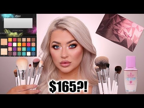 d549b10ab25 MORPHE x JACLYN HILL THE MASTER COLLECTION BRUSH SET | WORTH THE HYPE?