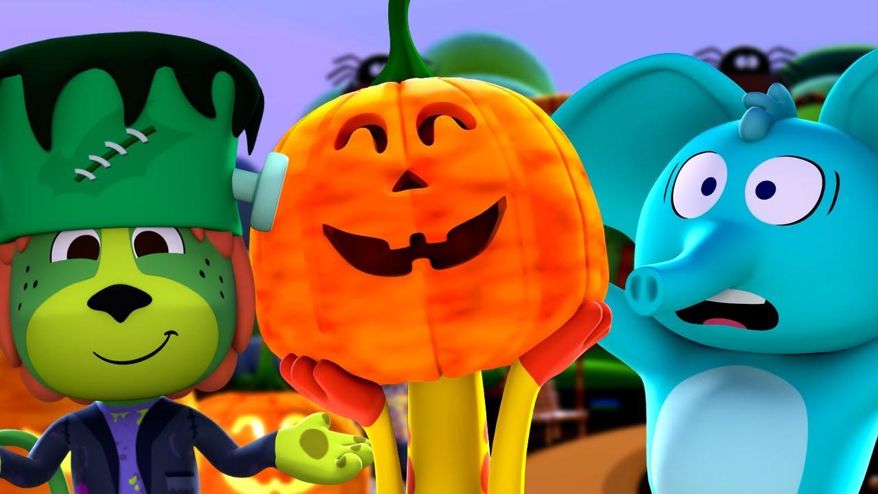 ¡Especial de Halloween! - Noche de Brujas y Más Videos Divertidos | El Reino Infantil