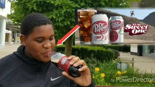 HIS DR. PEPPER COMMERCIAL!!