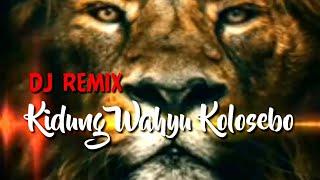 Kidung Wahyu Kolosebo Dj || Lirik wahyu kolosebo harimau