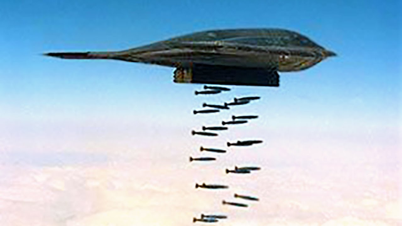 Russia Is Worried Because Of The US Secret Bomber