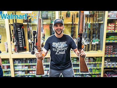 Testing The CHEAPEST GUNS Sold At WALMART!!! (Surprising Result!)