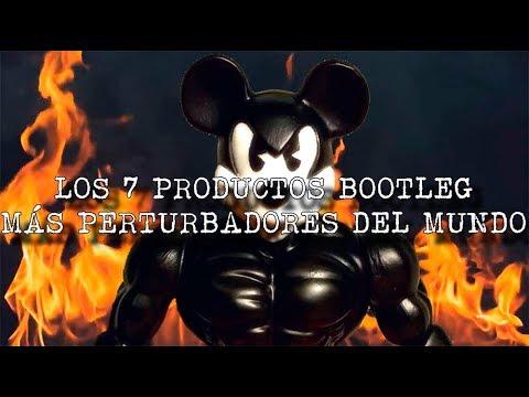 Los 7 bootlegs más perturbadores del mundo | Ángel David Revilla Dross