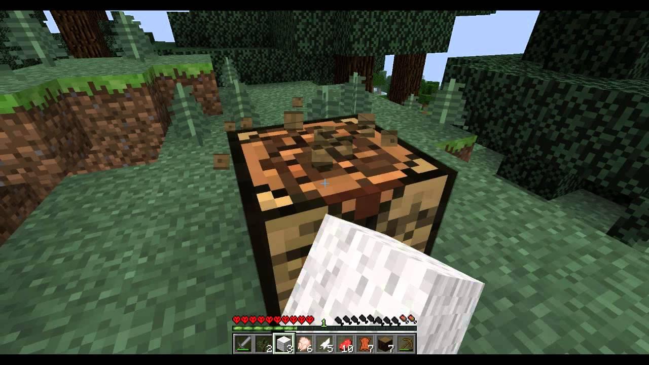minecraft resursai