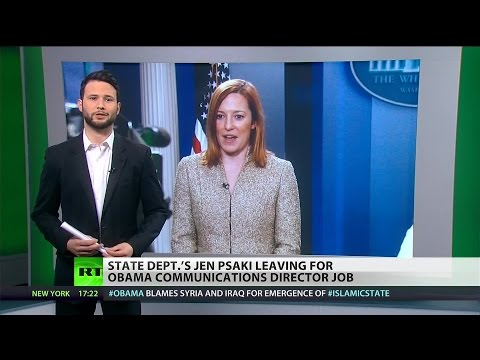 Jenn Psaki goes to WH: The best of her briefing quotes