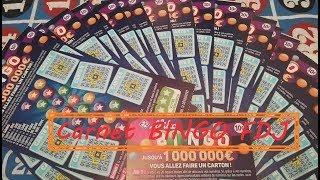 CARNET à 300€ de Nouveau BINGO 🍀 Jeux à gratter FDJ 🍀