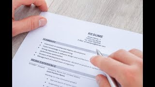 How to write a resume in Microsoft Word in HINDI